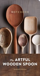 Artful wooden spoon notebook collection | Joshua Vogel |