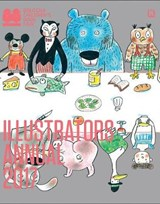 Illustrators Annual | Harriet Birkinshaw |