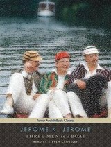 Three Men in a Boat | Jerome K. Jerome |