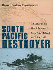 South Pacific Destroyer | Russell Sydnor Crenshaw |