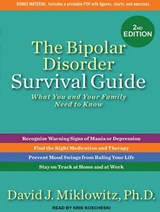 The Bipolar Disorder Survival Guide | David Miklowitz |