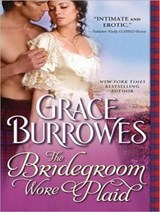 The Bridegroom Wore Plaid | Grace Burrowes |
