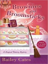 Brownies and Broomsticks | Bailey Cates |