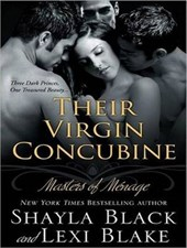 Their Virgin Concubine | Shayla Black |