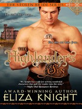 The Highlander's Sin | Eliza Knight |