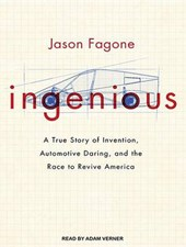 Ingenious | Jason Fagone |