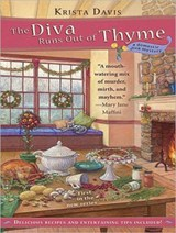 The Diva Runs Out of Thyme | Krista Davis |