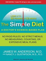 The Simple Diet | James W. Anderson |
