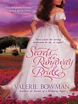 Secrets of a Runaway Bride | Valerie Bowman |