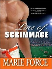 Line of Scrimmage | Marie Force |