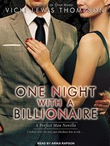 One Night with a Billionaire | Vicki Lewis Thompson |