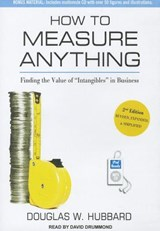 How to Measure Anything | Douglas W. Hubbard |