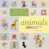 Two-Hour Cross-Stitch: Animals | Trice Boerens |