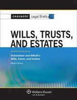 Casenote Legal Briefs | Casenotes |