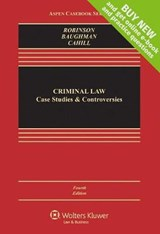 Criminal Law | Paul H. Robinson |