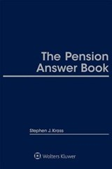 The 2017 Pension Answer Book | Stephen J. Krass |