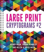 Large Print Cryptograms | Henry Hook |