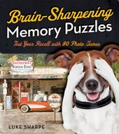 Brain-Sharpening Memory Puzzles | Luke Sharpe |