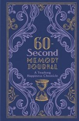 60-Second Memory Journal | Sterling Publishing Co Inc |