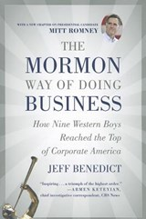 The Mormon Way of Doing Business | Jeff Benedict |