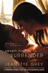 Seven Nights to Surrender | Jeanette Grey |