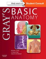 Gray's Basic Anatomy with Student Consult | Drake, Richard; Vogl, A. Wayne; Mitchell, Adam W. M. |