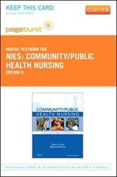 Community / Public Health Nursing Access Code