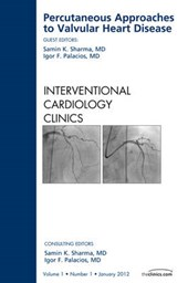 Percutaneous Approaches to Valvular Heart Disease