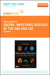 Infectious Diseases of the Dog and Cat - Pageburst E-Book on Vitalsource (Retail Access Card)