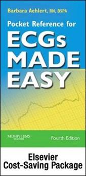 ECGs Made Easy + Pocket Reference for ECGs Made Easy + Online ECG Companion