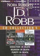 J. D. Robb CD Collection