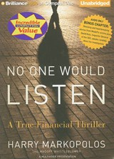 No One Would Listen | Harry Markopolos |