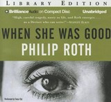 When She Was Good | Philip Roth |