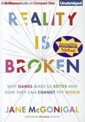 Reality Is Broken | Jane Mcgonigal |