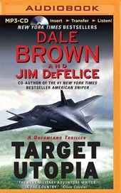 Target Utopia | Brown, Dale ; DeFelice, Jim |