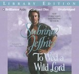 To Wed a Wild Lord | Sabrina Jeffries |