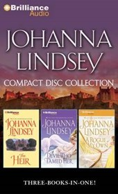 Johanna Lindsey Compact Disc Collection