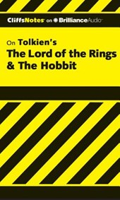 CliffsNotes On Tolkien's The Hobbit & The Lord of the Rings