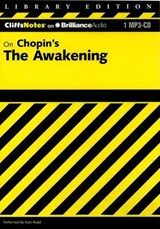 CliffsNotes On Chopin's The Awakening | Maureen Kelly |