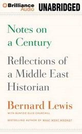 Notes on a Century | Bernard Lewis |