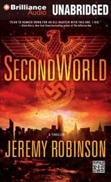 Secondworld | Jeremy Robinson |