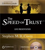 The Speed of Trust | Stephen M. R. Covey |