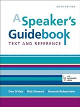 A Speaker's Guidebook | Dan O'hair |