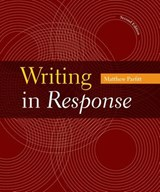 Writing in Response | Matthew Parfitt |