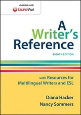Writer's Reference | Diana Hacker; Nancy Sommers |