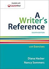 Writer's Reference with Exercises