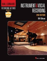 The Hal Leonard Recording Method | Bill Gibson |