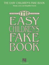 The Easy Children's Fake Book | auteur onbekend |