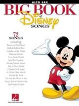 The Big Book of Disney Songs | auteur onbekend |