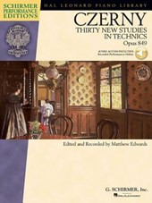 Carl Czerny - Thirty New Studies in Technics, Op.